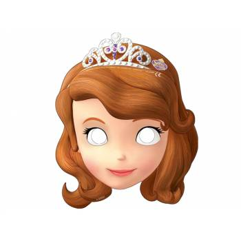 Masque princesse Sofia