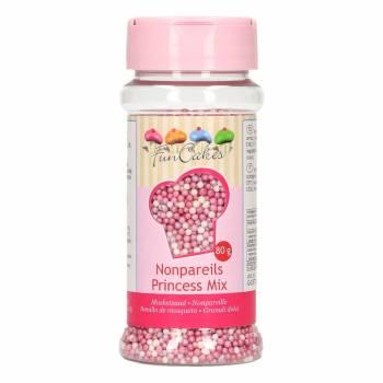 Mini perles de sucre princesse Funcakes