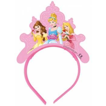 4 Tiares Princesses Disney