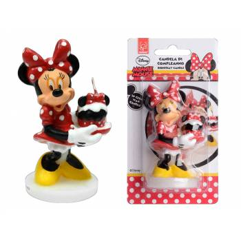 Bougie cire Minnie gourmande