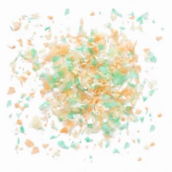 Confettis en papier mint 20gr