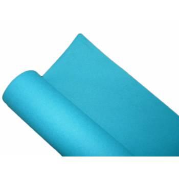 Nappe jetable non tissée turquoise
