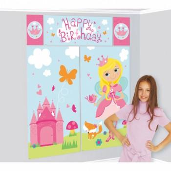 Deco pour mur Sweet princesse