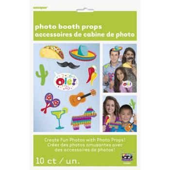 10 accessoires photobooth fiesta