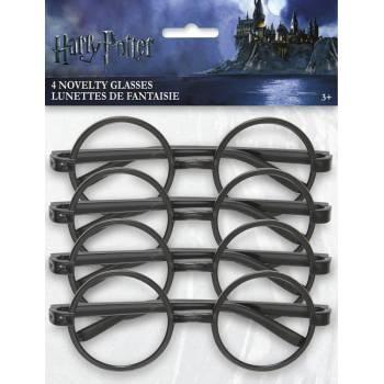 4 Lunettes Harry potter