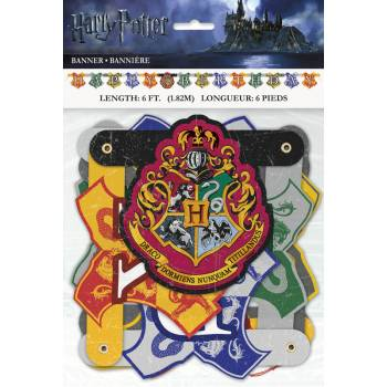 Banderole Happy Birthday Harry potter