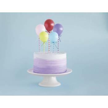 Cake topper ballons