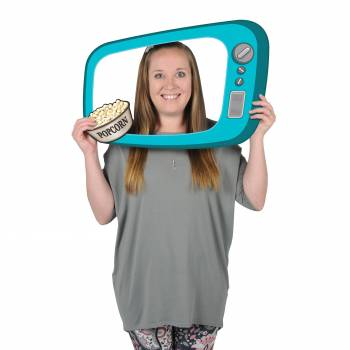 Cadre photobooth TV 50