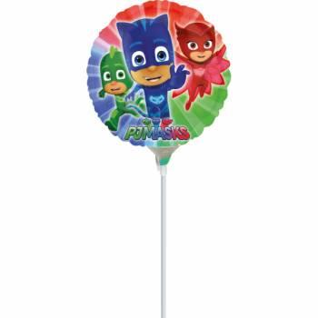 Mini ballon Pyjamasques gonflé