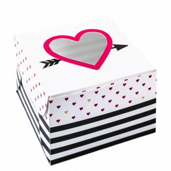 2 Boites à gâteaux Love love