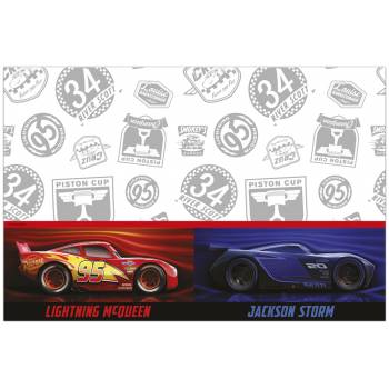 Nappe en plastique Cars legend