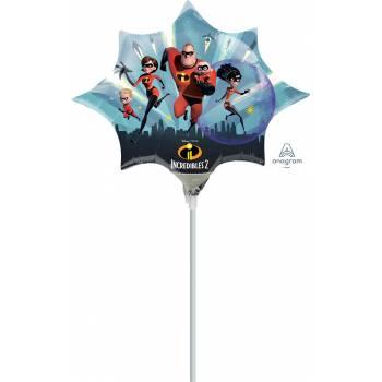 Mini ballon Indestructibles gonflé