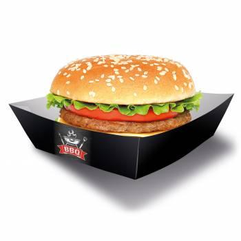 4 Burger box Barbecue party