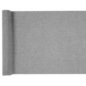 Chemin de table Jean's gris