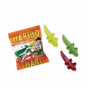 Mini sachet Haribo croco