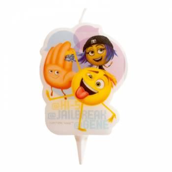 Bougie Emoji 2D