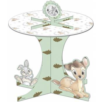 Presentoir cupcakes Bambi - Deco Anniversaire.fr