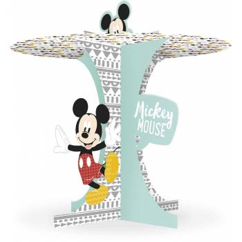 Stand à cupcakes Mickey awesome