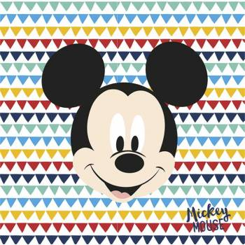 20 Serviettes Mickey awesome