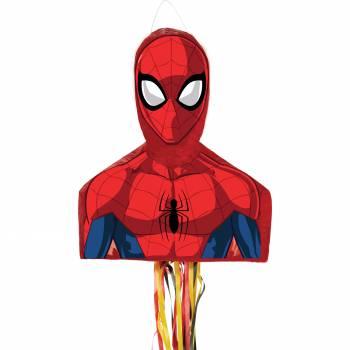Pinata pull Spiderman