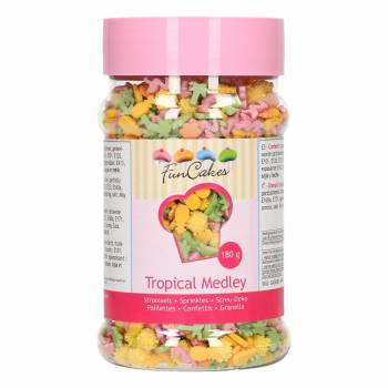 Confettis mix tropical Funcakes
