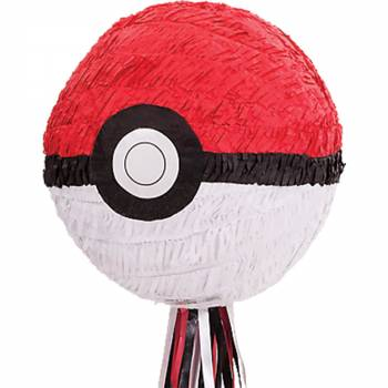 Pinata pull Pokemon Ball