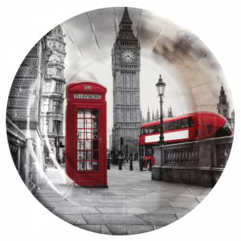 10 Assiettes Londres