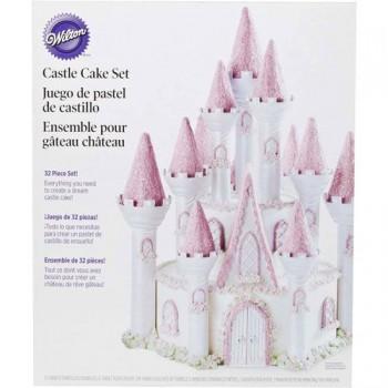 Kit pour gâteau château
