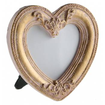 Mini cadre vintage coeur