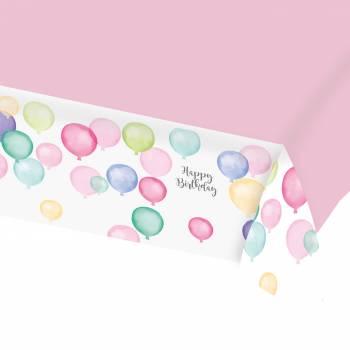 Nappe Birthday Pastel