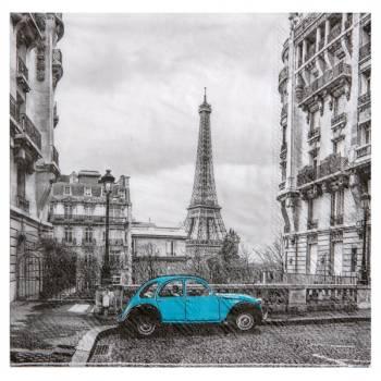 20 Serviettes Paris