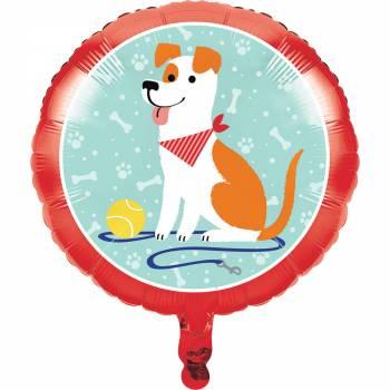 Ballon Hellium Party Dog