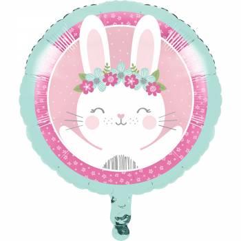 Ballon Hellium Bunny Party