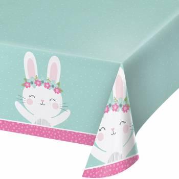 Nappe en plastique Bunny Party