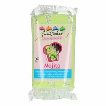Pain de Pâte à sucre Funcakes gout Mojito