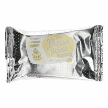 Pain de pâte à sucre Massa Ticino Ivoire 250 grs
