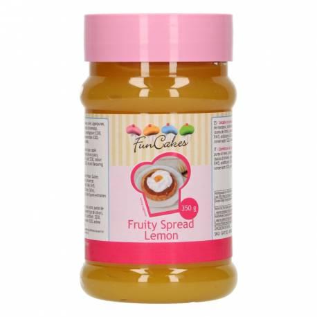 Cette gelée de fruits au citron de FunCakes est polyvalente et s'utilise aussi bien comme glaçage que comme garniture ou décoration. Son...