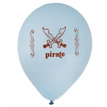 8 Ballons Pirate