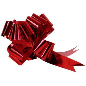 5 Noeuds automatiques métallisé rouge 31mm