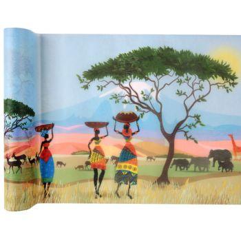 Chemin de table Africa