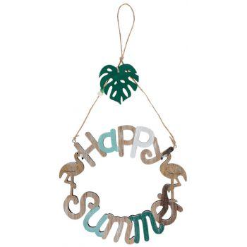 Pancarte Happy summer nature