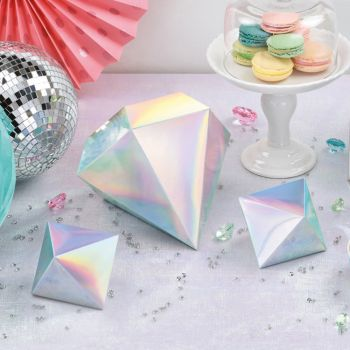3 Décors 3D Shimmer party