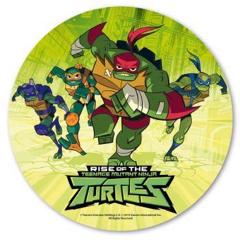 Disque azyme Tortue Ninja 20 cm