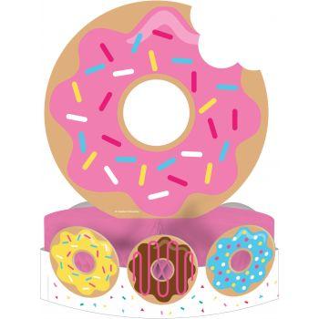 Centre de table Croc Donuts