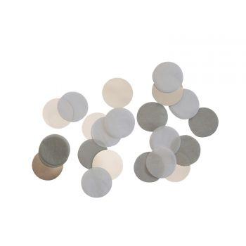Confettis papier silver dream