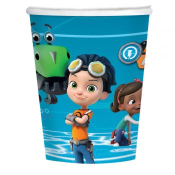 8 gobelets Rusty Rivets