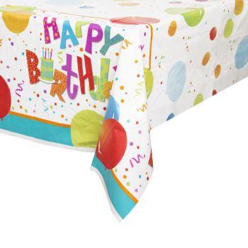 Nappe Birthday confettis