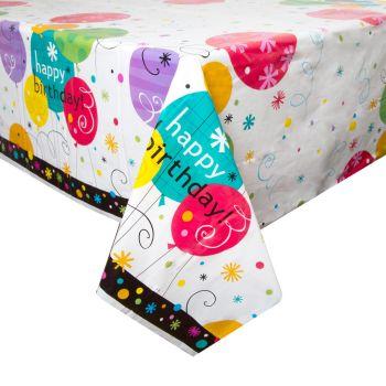 Nappe Birthday breezy ballons
