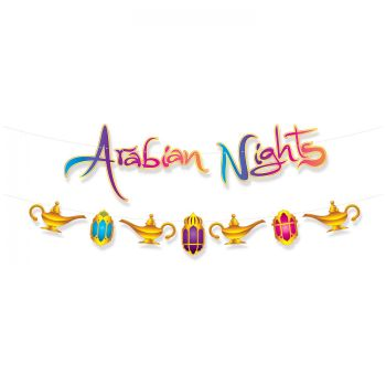 Banderole Arabian night