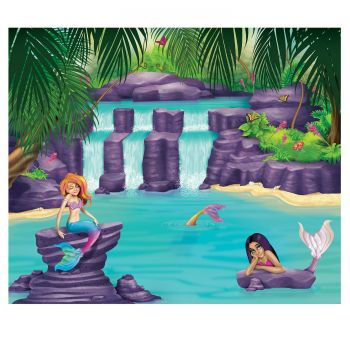 Décor mural Sirènes